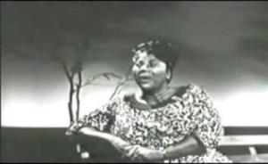 Mahalia Jackson - A  Perfect Day